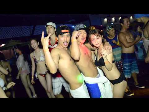 2013.07.27 masion De Bali [im] Pool & Bubble Party video