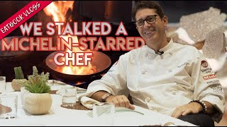 We Stalked a Michelin-Starred Chef for a Day | Eatbook Vlogs | EP 59