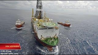 Trung Quốc kêu gọi dừng khoan dầu ở vùng tranh chấp trên Biển Đông