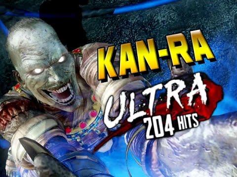 KAN-RA Triple Ultra Combo - 204 Hits (Killer Instinct Season 2)