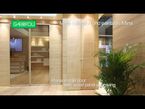 GAROFOLI Group - Miria Collection and paintable Miria doors (en)