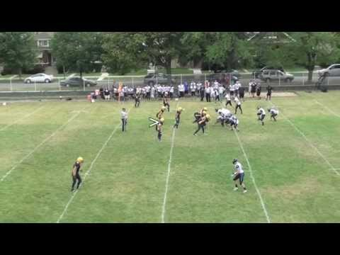 Peter Anton #22 Luther North College Prep - 04/08/2014