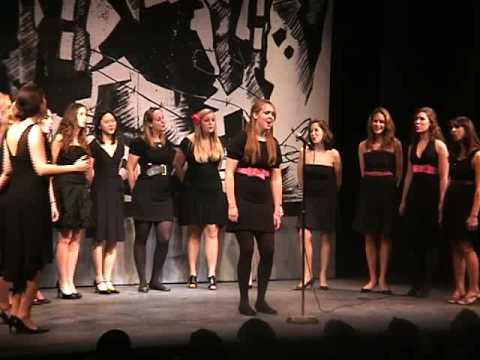 Princeton Tigerlilies - Sweet Forgiveness (Bonnie Raitt song...