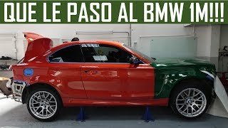 The only BMW 1M fully wrapped in this color | Full body wrap in Bogota Colombia