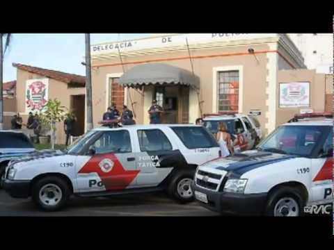 Integrantes do PCC que ameaçavam GMs em Cosmópolis são presos