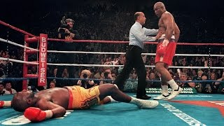 George Foreman vs. Michael Moorer - Highlights