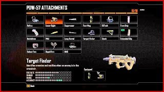 Black Ops 2 | Kill Confirmed On Overflow | PDW-57 Rushing (BO2 Multiplayer)