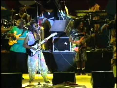 Reggae Sunspash Jam World  St Cathnerine,Jamaica   Steel Pulse