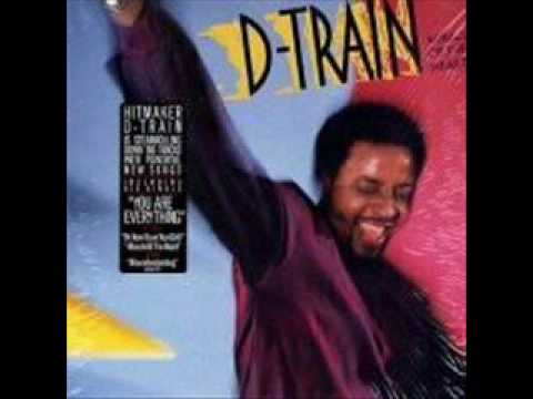 James 'D-Train' Williams - Oh How I Love You Girl