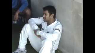 Indian Cricket Dressing Room Comedy