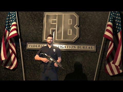 GTA 5 Online - NEW EASY GLITCH To Get Inside FIB Building (GTA 5 Secret & Hidden Locations)