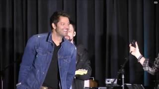Misha Collins - SPNJAX2018 Supernatural Panel