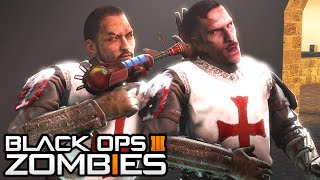 Black Ops 3 Zombies - Medieval Castle Map! BIG Easter Egg! (Black Ops 3 Zombies Gameplay)