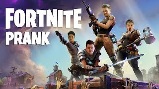 ULTIMATE FORTNITE PRANK