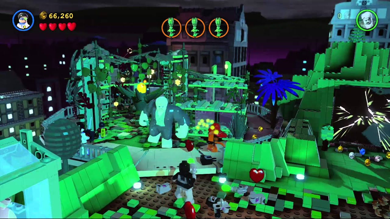 Lego Batman 3 Beyond Gotham Walkthrough Part 10 No ...