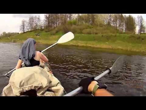ловля на фидер на реке нерль