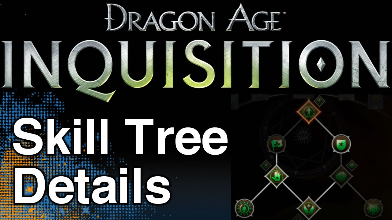 dragon age inquisition more skill slots