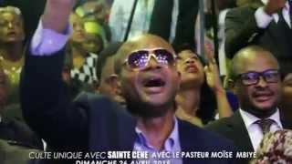 Download video Pasteur Moise Mbiye - Yaya (adoration)