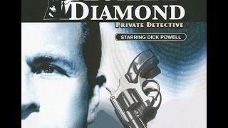 "Richard Diamond, Private Detective  -  ""The Plaid Overcoat Case""  (HQ) Old Time Radio/Detective"