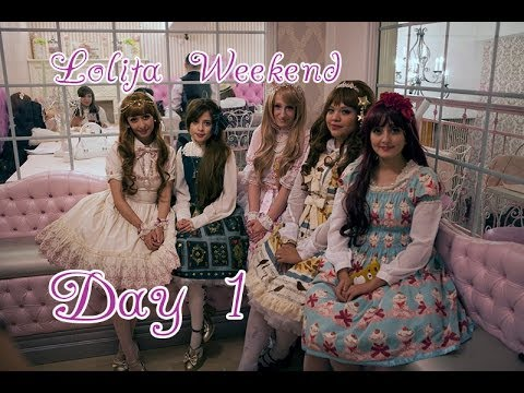 Lolita Weekend (in Mexico!) 2014