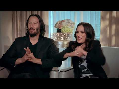 Destination Wedding - Itw Keanu Reeves And Winona Ryder (official Video)