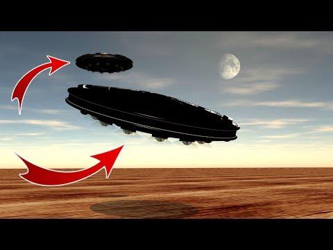 Реальные НЛО Снятые В Отличном Качестве На Камеру (часть 2)