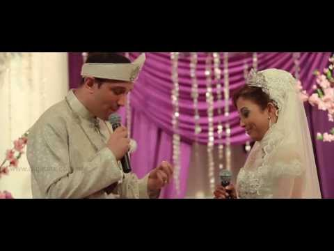 """The Malay wedding of Haz and Taz : Long Distance LOVE """"UK + M"""