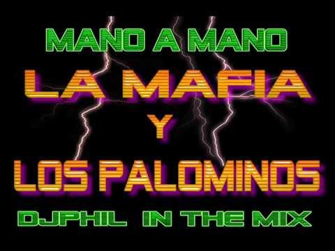 """Tejano Mix: La Mafia y Los Palominos: Mano a Mano:""""TEX-MEX PROUD BABY!"""""""