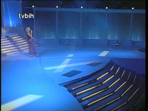 Vanna - Ako je vrijedilo išta @ Miss BiH 2000