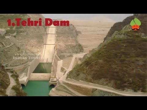 Top 15 Biggest Dams in India #1