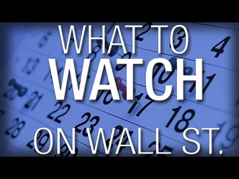Wall Street Awaits the FOMC Policy Announcement and Notable Earnings on Wednesday