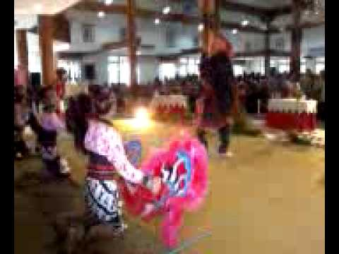 Tari Kuda Lumping Sd Kandangan 1 video
