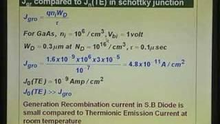 Sotkijeva dioda - Predavanje 18