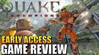 Quake: Champions   Game Review
