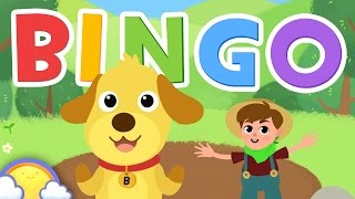 BINGO! | Nursery Rhymes for Children | CheeriToons