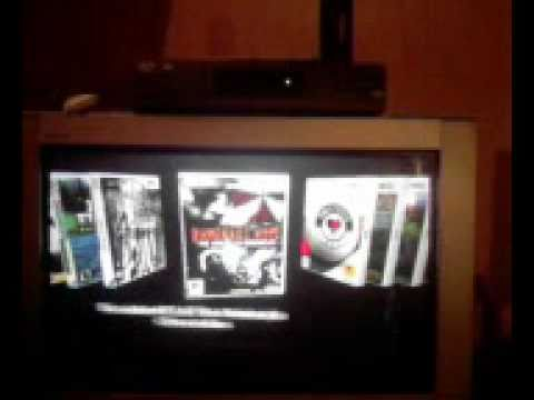 Modded Wii With 250+ games on External HardDrive