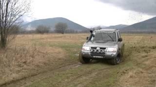 Mitsubishi Pajero 3.2 did Rally - Extrem 4x4