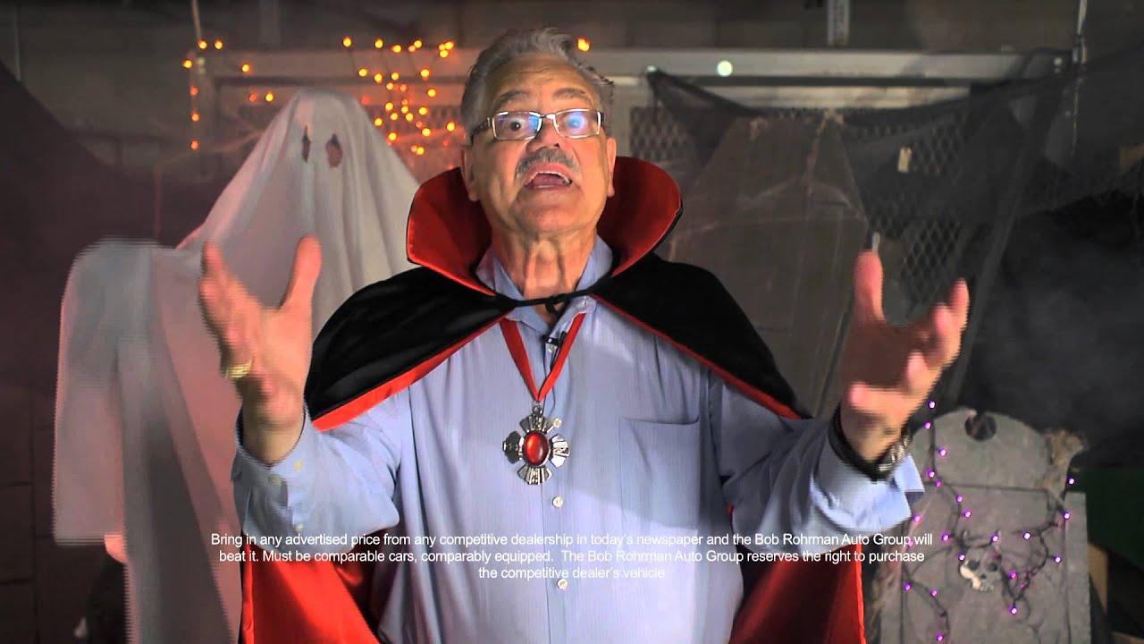 Bob Rohrman Auto Group October 2013 TV Commercial - YouTube