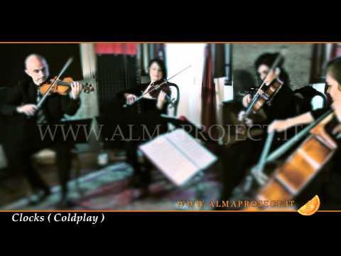 ALMA PROJECT 24/7 - SC String Quartet - Coldplay -
