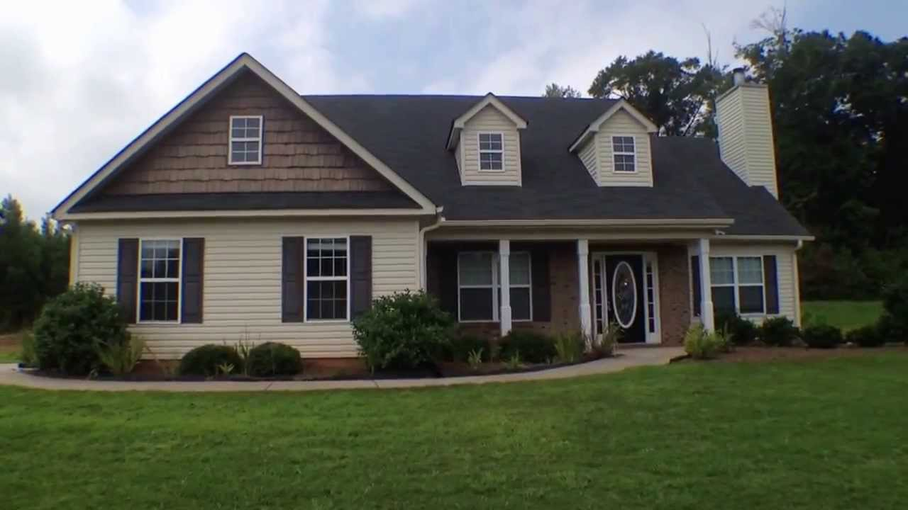 Homes For Rent To Own Atlanta Griffin 3BR 2BA By Rental