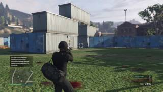 PLAYING GTA 5 ONLINE  HE WAZ A TRASH TALKER JAMES  LIKE AND SUBSCRIBE 👍👍👍👍👍👍👍👍👍👍👍👍