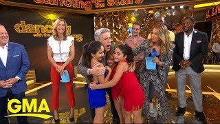 'DWTS' superfans meet their idols live on 'GMA' | GMA