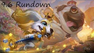League of Legends Patch 9.6 Rundown