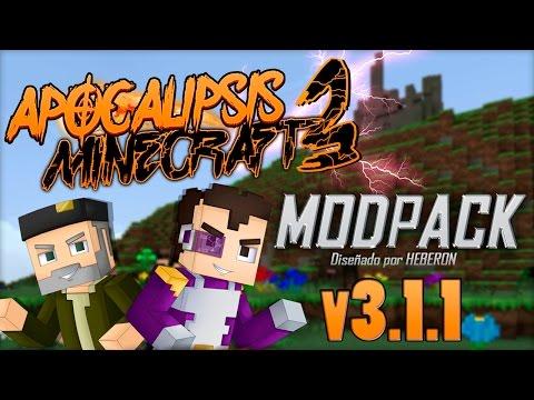 Apocalipsis Minecraft 3   Serie Willyrex & Vegetta777   HEBERON