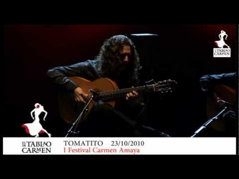 Tomatito en el Festival Carmen Amaya