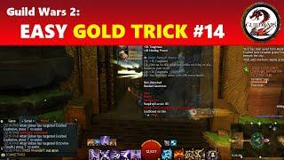 Guild Wars 2: Auric Basin Guide (Easy Gold Trick #14)