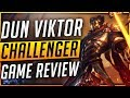 Download Challenger Viktor One Trick - DUN | Game review in Mp3, Mp4 and 3GP