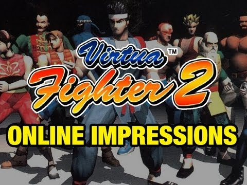 Virtua Fighter 2: XBLA Online Impressions