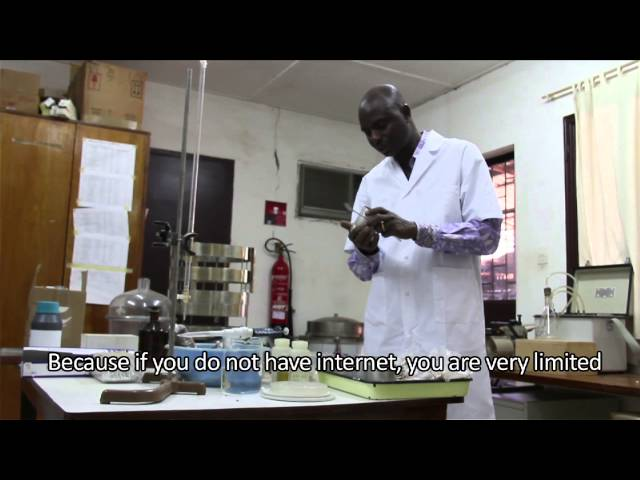 Research4Life and its impact on Agronomist in Burkina Faso