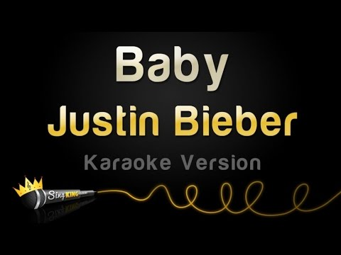 Justin Bieber - Baby минусовка